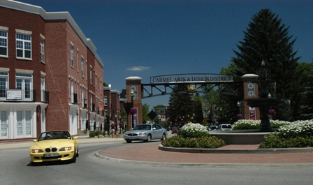 The Infrastructure Show How Carmel Indiana Became The Roundabout - Carmel indiana car show